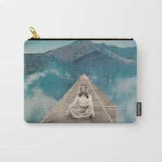 Flotar entre las nubes  Carry-All Pouch