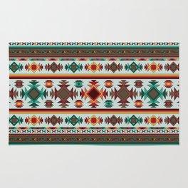 Aztec Pattern 2 Rug