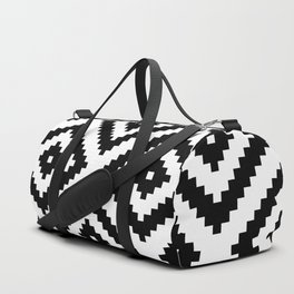 Tribal W&B Duffle Bag