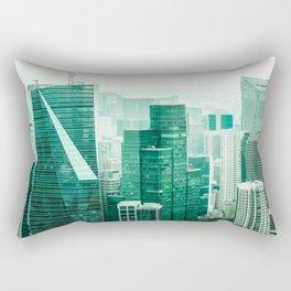 The Emerald City Rectangular Pillow