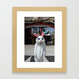 Clyde's Big Day Out Framed Art Print