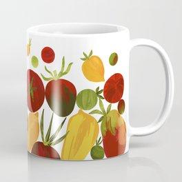 Whimsical Fruit Salad Coffee Mug
