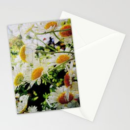 Cracks in the idyll Stationery Cards