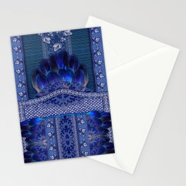 Indigo Fetish Stationery Cards