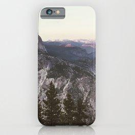 Great Nights in Yosemite iPhone Case
