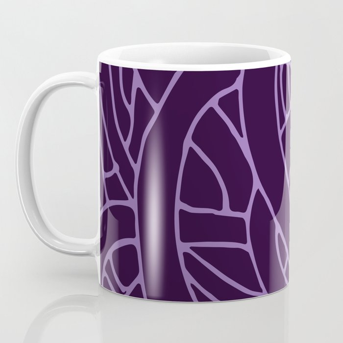 Microcosm in Purple Coffee Mug