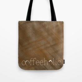 Coffeeholic Tote Bag