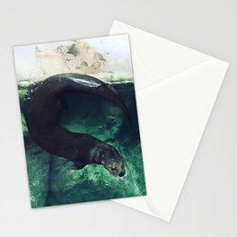 Otterly Graceful Stationery Cards