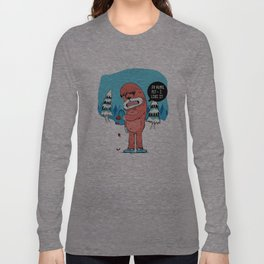 Lonely Yeti Long Sleeve T-shirt
