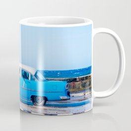 Waves and Classic Cars of the Malecón - 3 Mug
