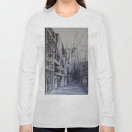Invisible city Long Sleeve T-shirt