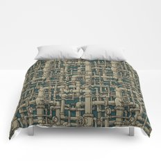 Pipes Comforters