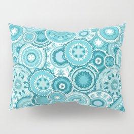 Moroccan vector pattern Pillow Sham
