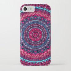 Hippie mandala 46 iPhone 7 Slim Case