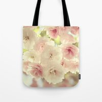 grace Tote Bags featuring grace by Sylvia Cook Photography