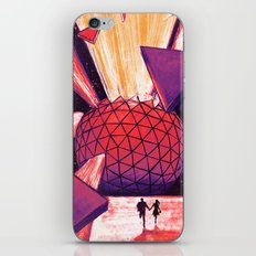 Expansion Volume II Poster iPhone & iPod Skin