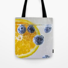 Bubbly Fruit Tote Bag