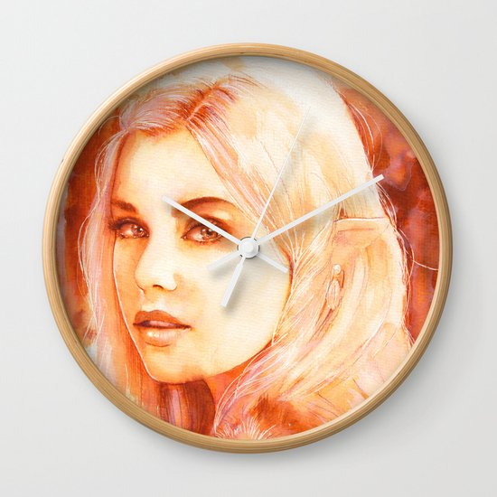 Tell me your stories Wall Clock