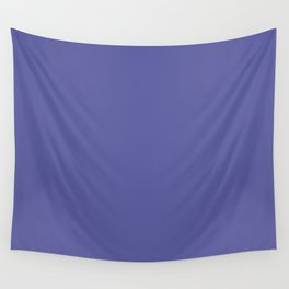 Blue Iris Wall Tapestry