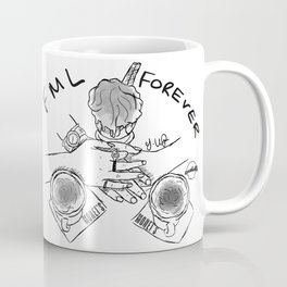 "13 Reasons Why ""FML Forever Coffee Mug"
