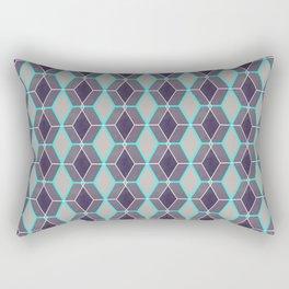 Mashrabiya pattern Rectangular Pillow