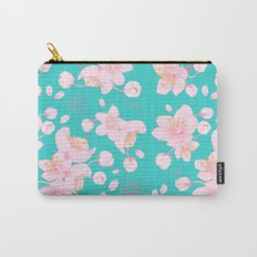sakura blossoms Carry-All Pouch
