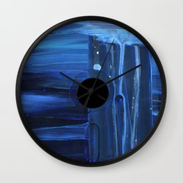 Floppy 11 Wall Clock