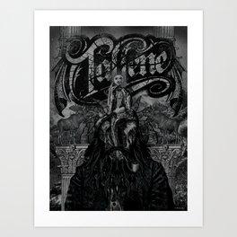 Tallene Art Print