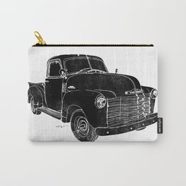 Vintage Chevy 3100 Truck Carry-All Pouch