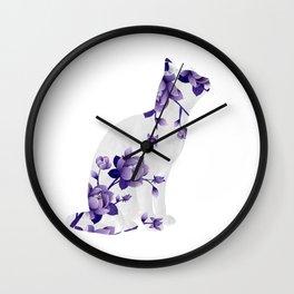 Cat 22a Wall Clock