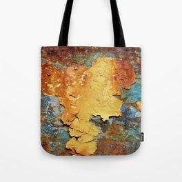 Colors of Rust / ROSTart Tote Bag