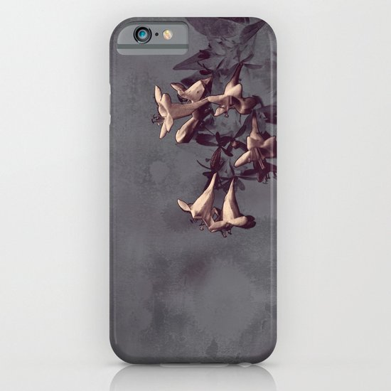 Evening Flowers iPhone & iPod Case