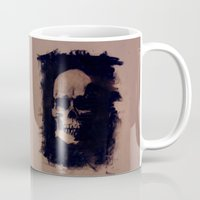 anatomy Mugs featuring Anatomy by Notwhatnot