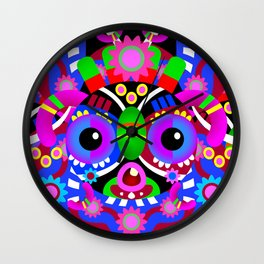 Carmelo - Patroncitos Wall Clock
