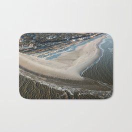Frying Pan Shoals | South Beach & East Beach | Bald Head Island, NC Bath Mat