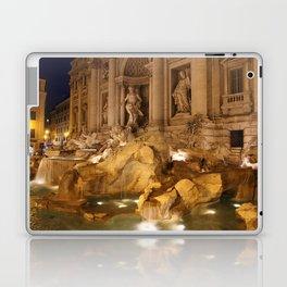 Trevi Fountain - Rome, Italy Laptop & iPad Skin