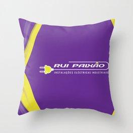 RP DESIGN Throw Pillow