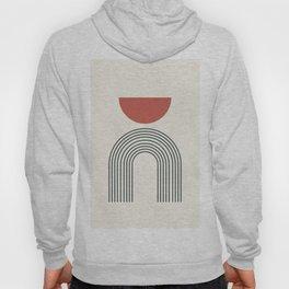 Minimalist lines no3 Hoody