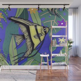 Angel Fish #1 Wall Mural