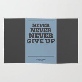 Never Rug