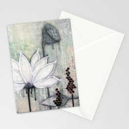 Lotus III Stationery Cards
