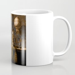 After theater (Gulliver in the giant country) Coffee Mug