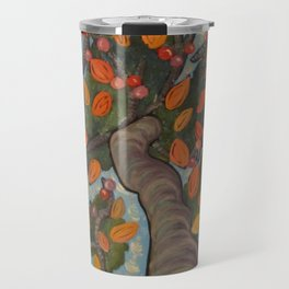 The Sugar Plum Tree Travel Mug