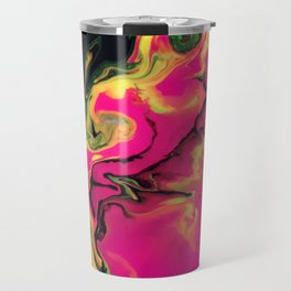 Cosmic Avalanche Travel Mug