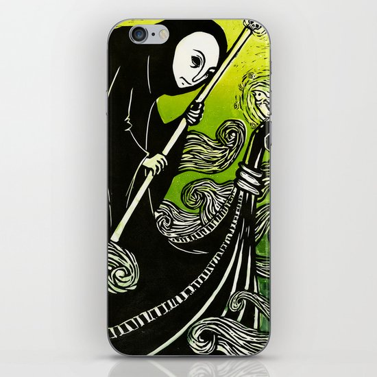 Charon iPhone Skin