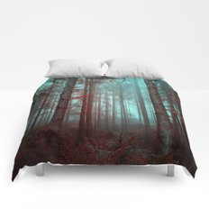 Mysterious Forest Comforters
