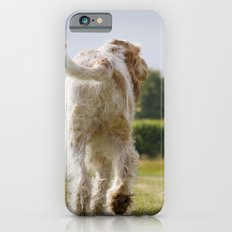 Italian Spinoni Dogs Woody & Ruben Slim Case iPhone 6s