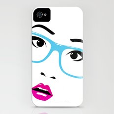 Huh? iPhone (4, 4s) Slim Case