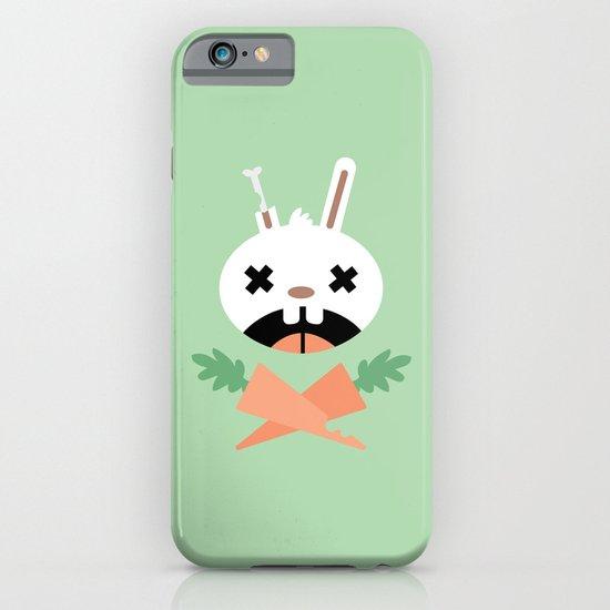 Bunny Death iPhone & iPod Case