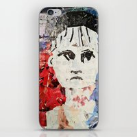 les miserables iPhone & iPod Skins featuring LES MISERABLES by JANUARY FROST